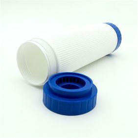 Kućište  bulk filterskog uloška SL10 (montiran, plavi poklopac)  50047 Standard Slim Line